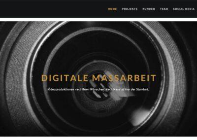 Digitale Massarbeit