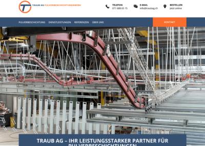 Traub AG Pulverbeschichtungswerk